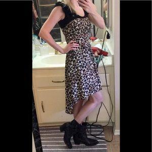 American Rag leopard print dress